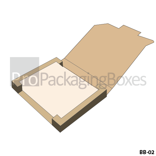 Personalized Book Packaging Boxes