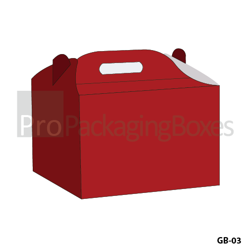 Bespoke Gable Packaging Boxes Suppliers