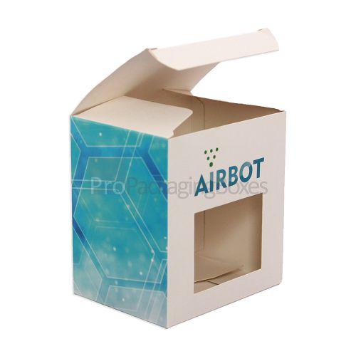 Die-Cut Window Cardboard Packaging Boxes Suppliers - Image