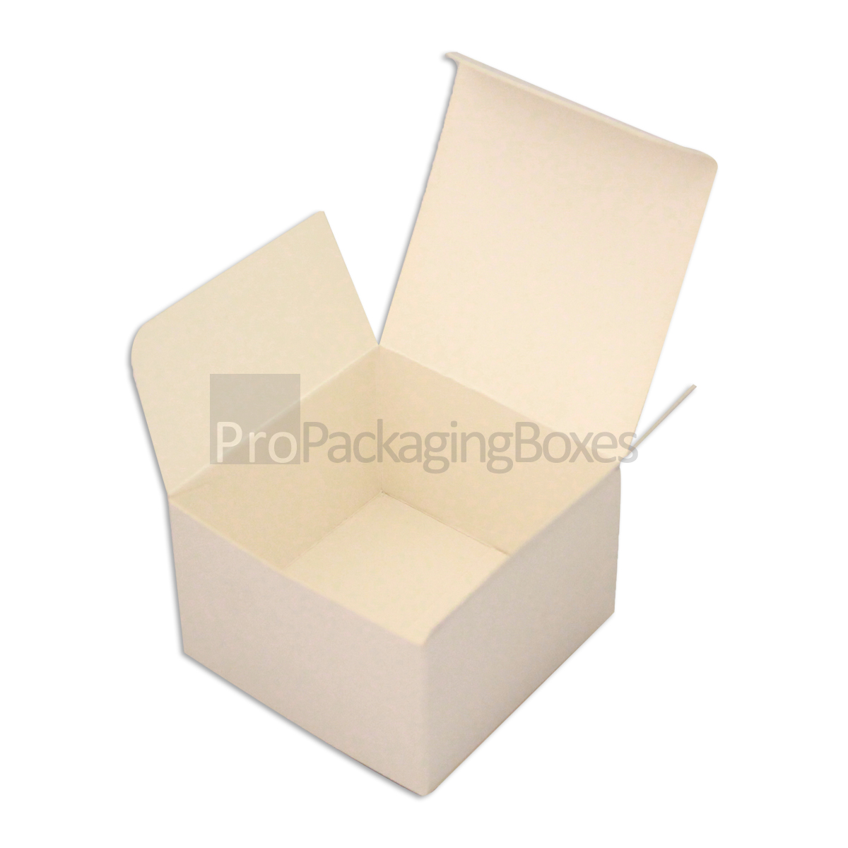custom paper box with tuck top flap