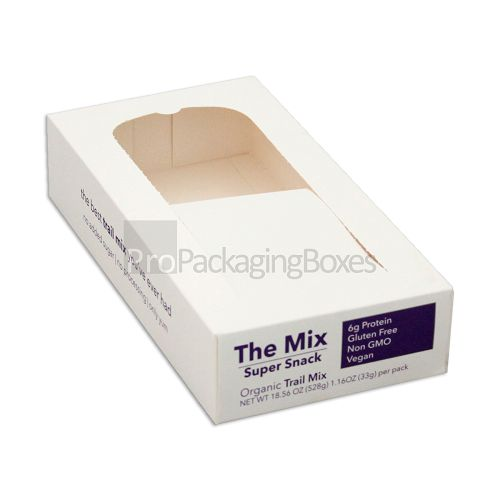 Cardboard Perforated Dispenser Boxes - Image