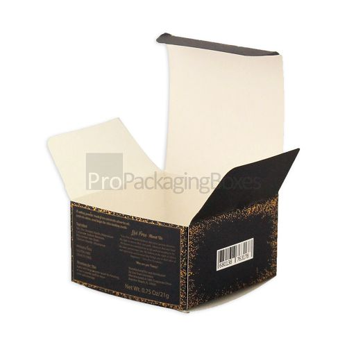 Personalized Cardboard Packaging Boxes for Cosmetic Products - Image