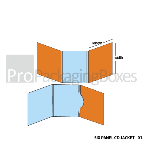 Custom Printed CD and DVD Packaging Boxes Suppliers