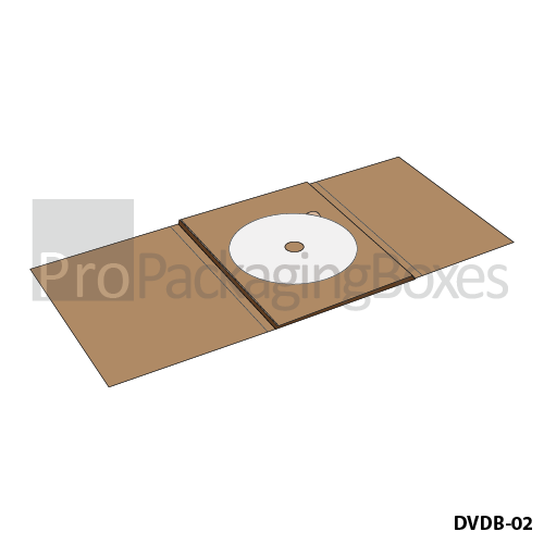 Custom Packaging for CD and DVD Suppliers