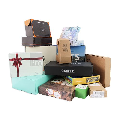 Customized Corrugated Packaging Boxes