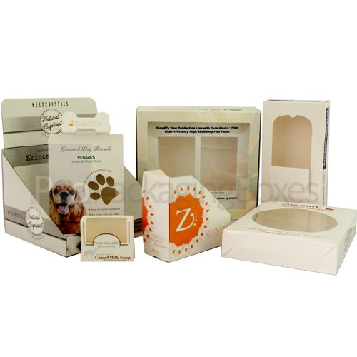 Personalized Display Packaging Boxes
