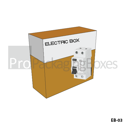 Custom Printed Electric Equipment Packaging Boxes