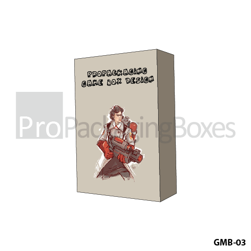 Custom Game Boxes Suppliers