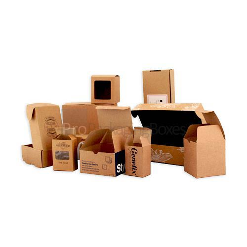 Custom kraft boxes wholesale
