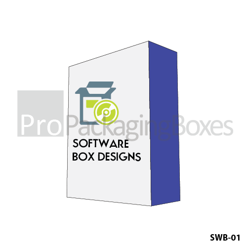 Persoanlized Software Packaging Boxes