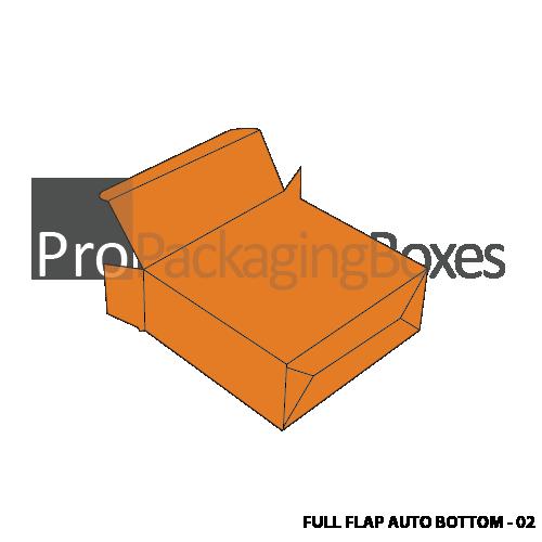 Custom Full Flap Auto Bottom Boxes