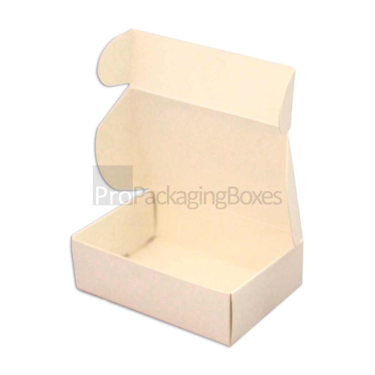 custom folding boxes-white