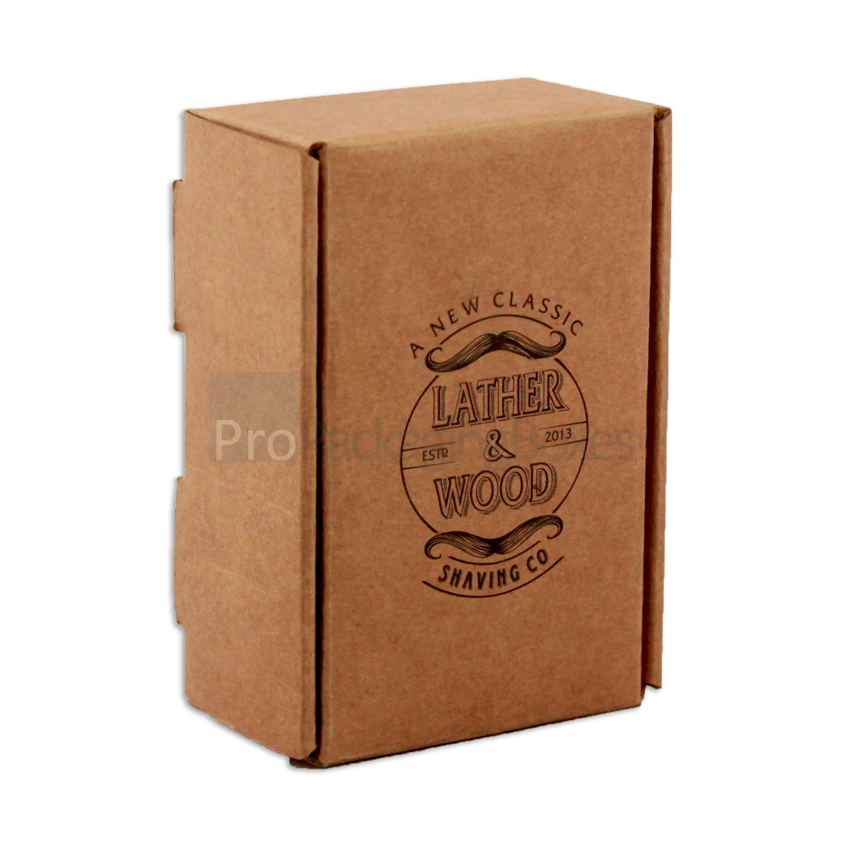 Custom Printed Soap Packaging Boxes in corrugated stock