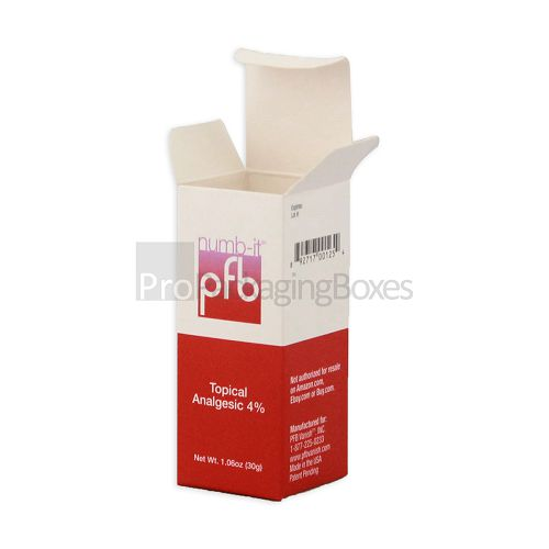 Medical Eye Drop Paackaging Boxes Suppliers in USA