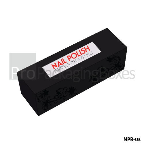 Customized Packaging Suppliers for Nail Polish