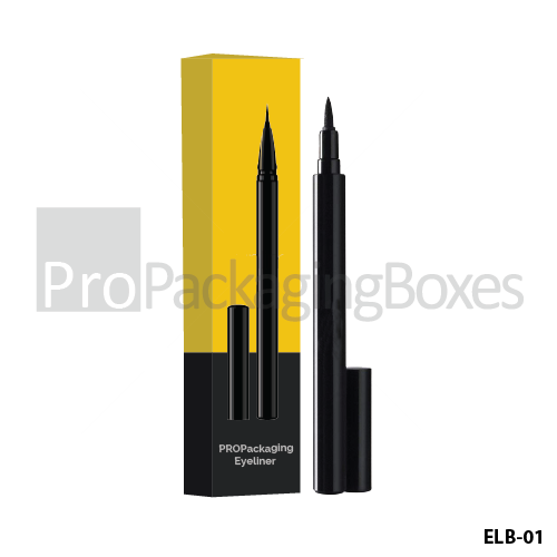 Personalized Eye Liner Packaging Boxes