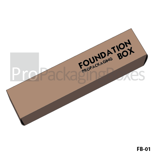 Customized Packaging Suppliers for Makeup Foundation