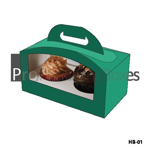 Custom Printed Handle Boxes