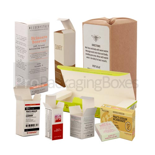 Customized Medicine Packaging Boxes