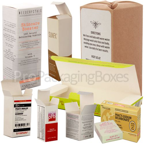 Customized Medicine Packaging Boxes Suppliers in USA