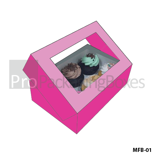 Suppliers for Customized Packaging Boxes for Muffins