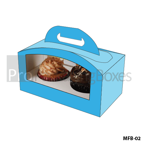 Custom Printed Muffin Packaging Suppliers
