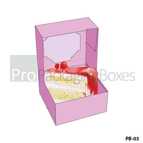 Custom Printed Pastry packaging Boxes Suppliers