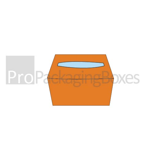 Custom Printed Seal End With Perforated Top Boxes