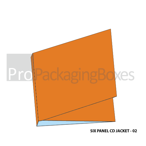 Custom Printed Six Panel CD Jackets Suppliers