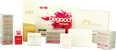 Custom Cardboard Packaging Boxes Home Banner Image