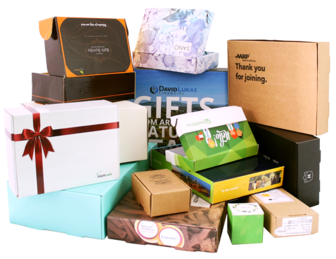 Corrugated packaging Boxes Home banner Image