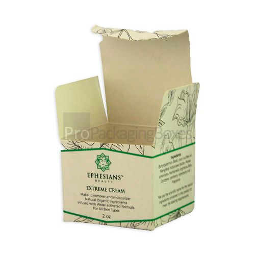 Herbal Cream Branded Packaging Boxes Manufacturers in USA